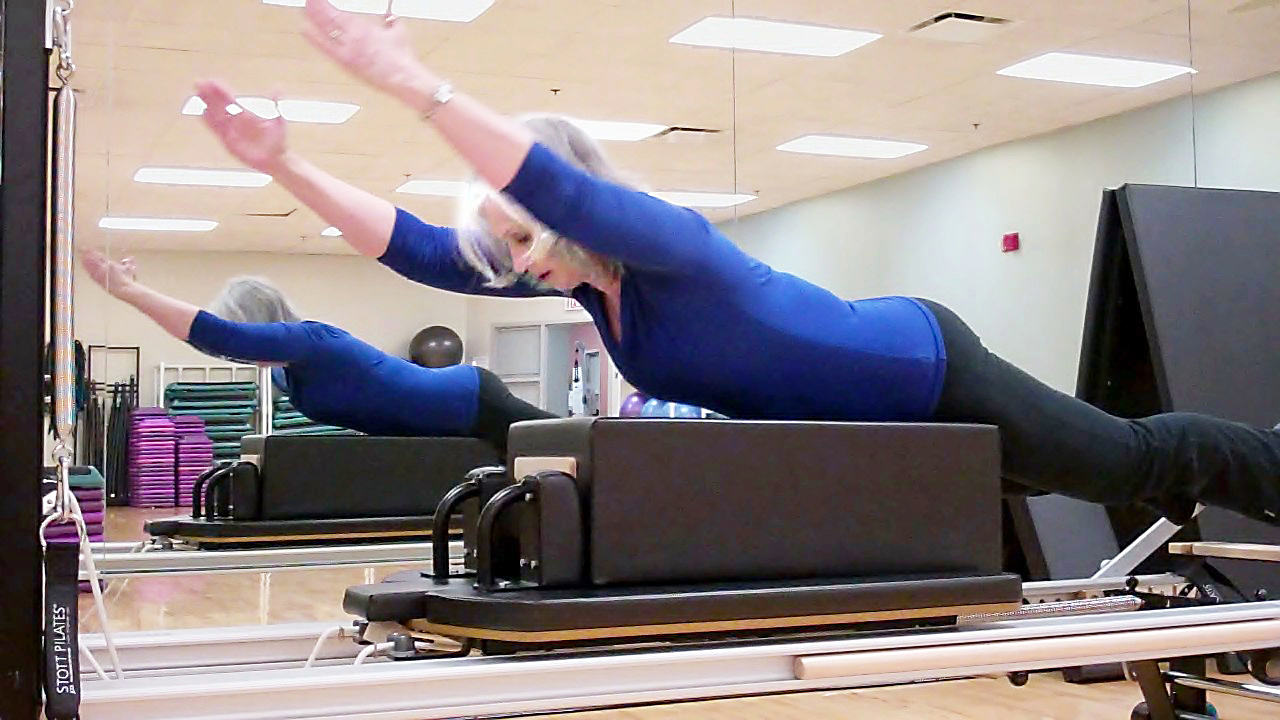 Advanced Reformer: Swan Dive