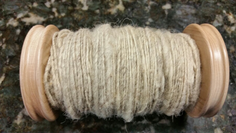Yarn spun on Day 7