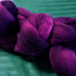American Wool in Cabernet