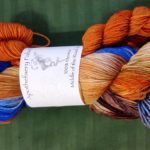 Sock yarn from Apothefaery Fabrications