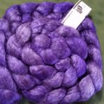 Yak/Silk 50/50 from Abstract Fiber