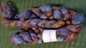 Cashmere/Silk 50/50 from Lisa Souza Dyeworks
